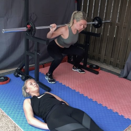 Groepsles personal training purmerend nonstop training