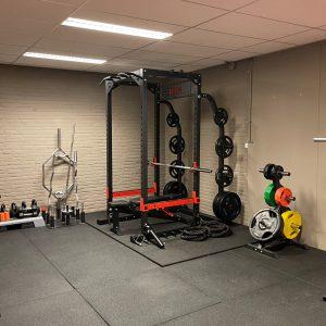 Nonstop Training PT Power Rack Squat Rack